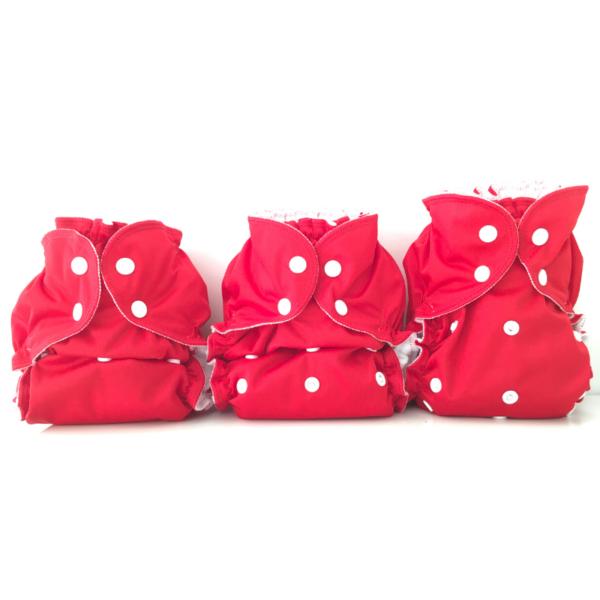 culotte applecheeks rouge