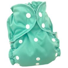 culotte applecheeks vert d'eau