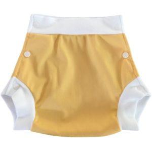 shorty jaune de protection