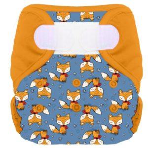 couche lavable TE2 bum diapers renard